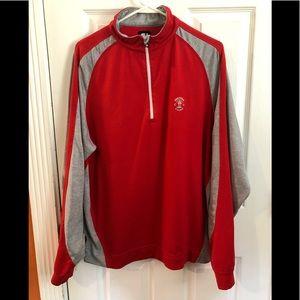 FootJoy 1/4 Zip Pullover Jacket Size Med